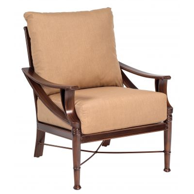 Arkadia Cushion Stationary Lounge Chair
