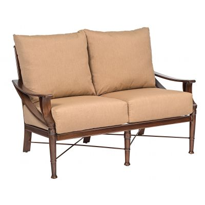 Arkadia Cushion Love Seat