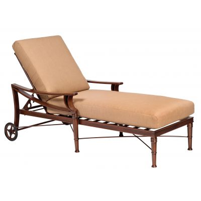 Arkadia Cushion Adjustable Chaise Lounge
