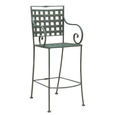 Sheffield Stationary Bar Stool
