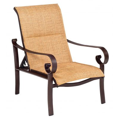 Belden Padded Sling Adjustable Lounge Chair