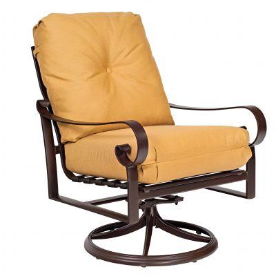 Belden Cushion Swivel Rocking Lounge Chair