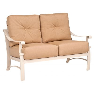 Bungalow Cushion Love Seat