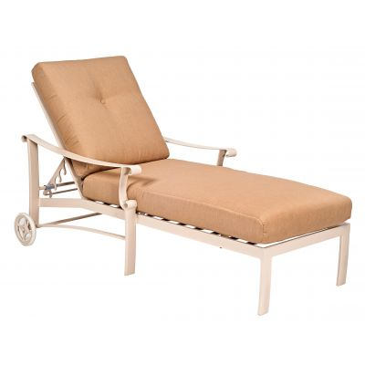 Bungalow Cushion Adjustable Chaise Lounge