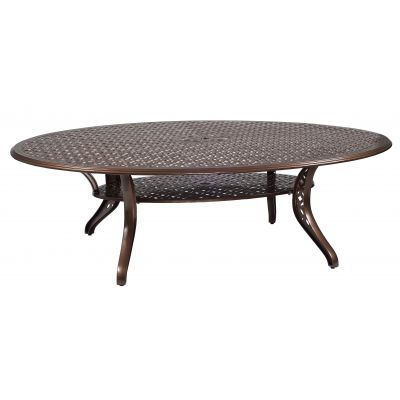 Casa Oval Dining Table