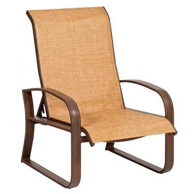 Cayman Isle Sling Adjustable Lounge Chair