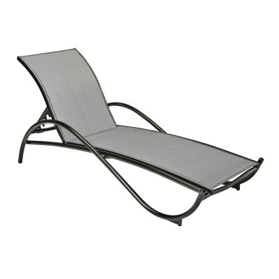 Tribeca Adjustable Chaise Lounge - Stackable