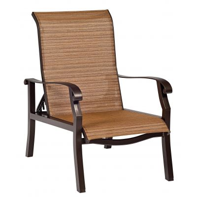 Cortland Sling Adjustable Lounge Chair