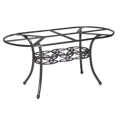 Delphi Large Dining Table Base