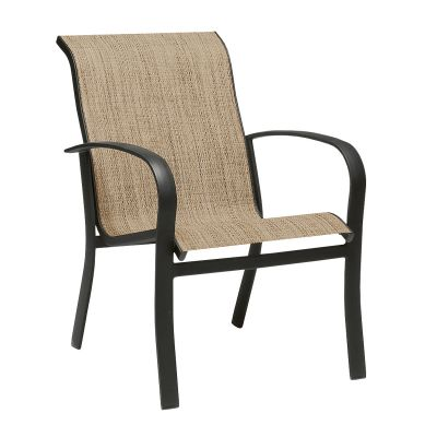 Fremont Sling Dining Armchair - Stackable