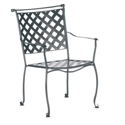 Maddox Dining Armchair - Stackable
