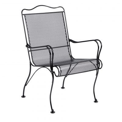 Tucson High-Back Dining Armchair