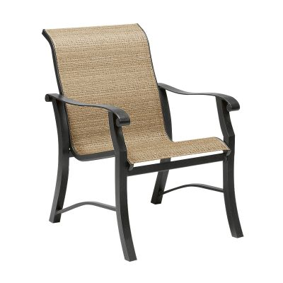Cortland Sling Dining Armchair