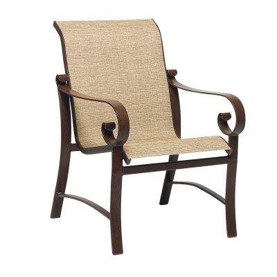 Belden Sling Dining Armchair