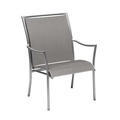 Dominica Sling Dining Armchair - Stackable