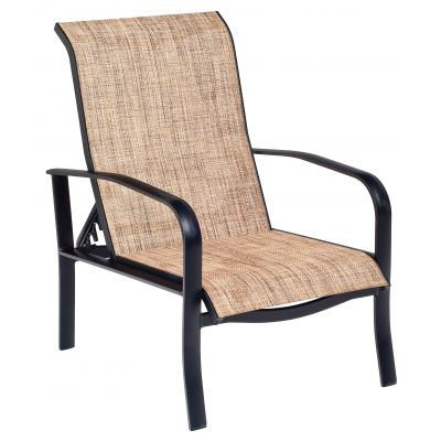 Fremont Sling Adjustable Lounge Chair