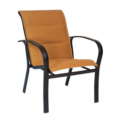 Fremont Padded Sling Dining Armchair - Stackable