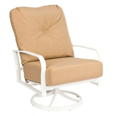 Fremont Cushion Big Man's Swivel Rocking Lounge Chair