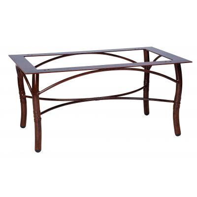 Glade Isle Rectangular Coffee Table Base