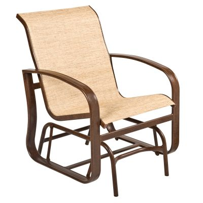 Cayman Isle Sling Gliding Chair