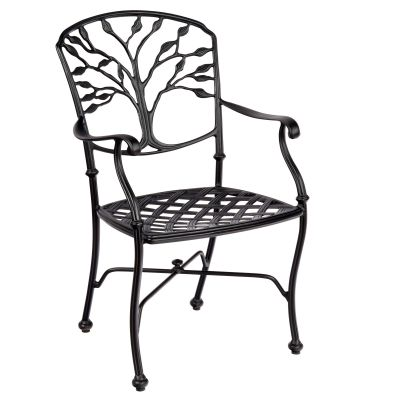 Heritage Dining Armchair - without Cushion