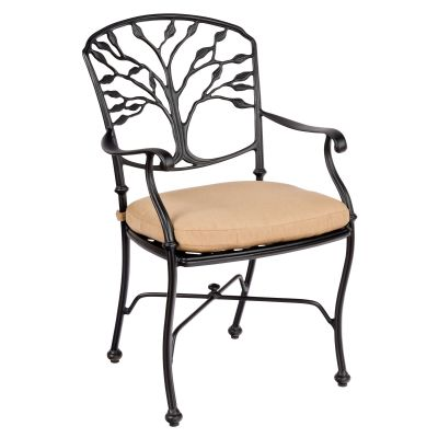 Heritage Dining Armchair with Optional Cushion