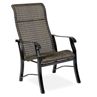 Cortland Woven Dining Armchair