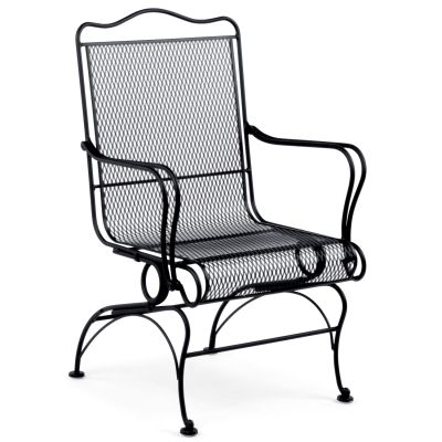 Tucson High-Back Coil Spring Chair