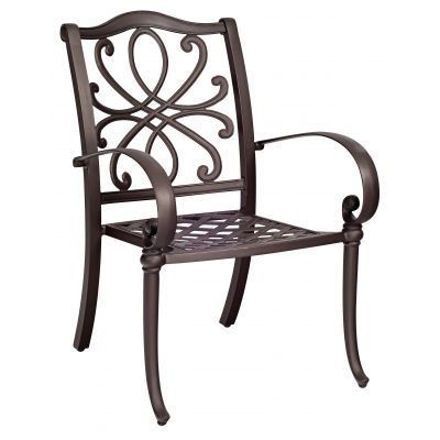 Holland Dining Armchair - Stackable