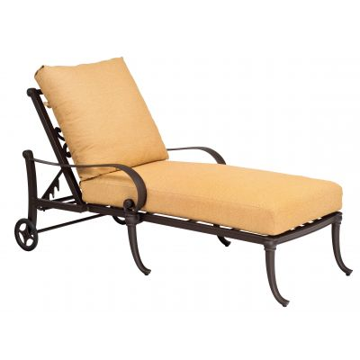 Holland Adjustable Chaise Lounge