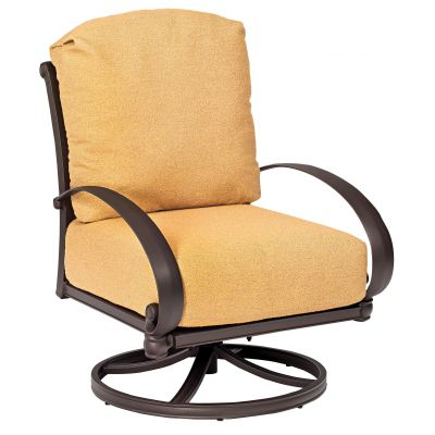 Holland Swivel Rocking Lounge Chair