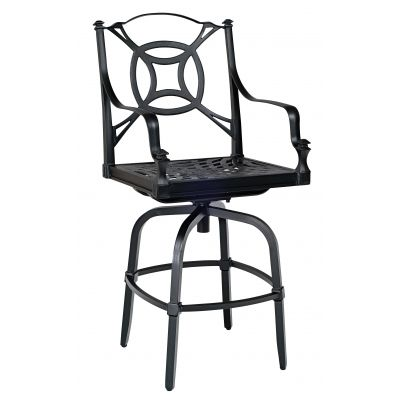 Isla Swivel Bar Stool