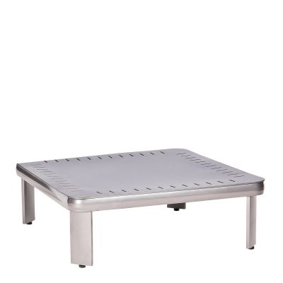 Metropolis Sectional Square Table