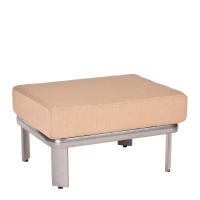 Metropolis Sectional Square Ottoman
