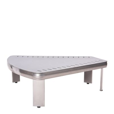 Metropolis Sectional Wedge Table