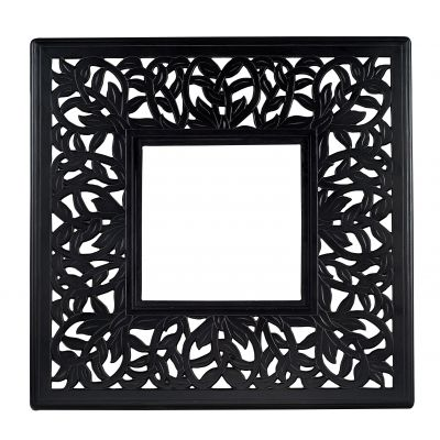 "Napa 42"" Square Fire Table Top with Burner Cover"