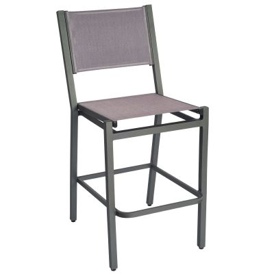 Palm Coast Sling Bar Stool without Arms