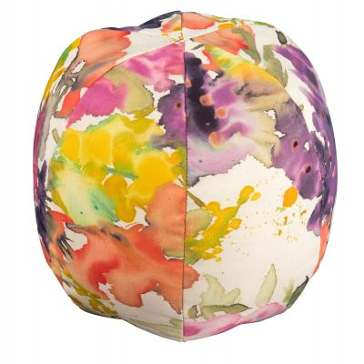 Large Beach Ball Throw Pillow