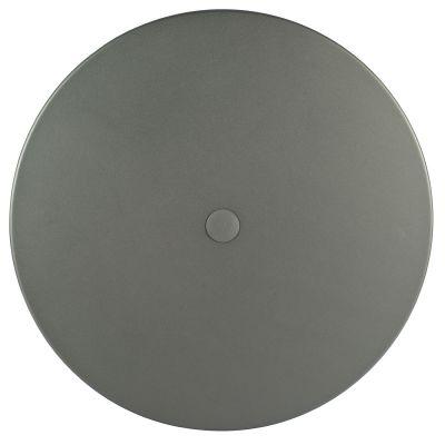 """Solid Aluminum 36"""" Round Umbrella Top Solid Aluminum"""