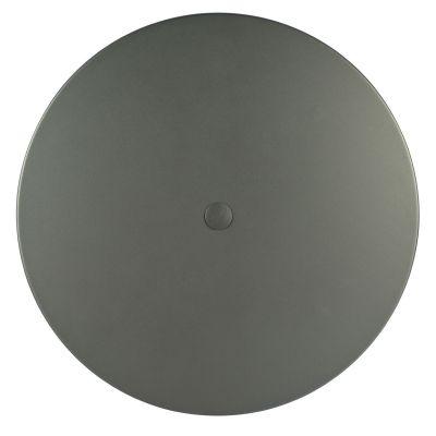 """Solid Aluminum 42"""" Round Umbrella Top Solid Aluminum"""