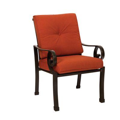 Santa Monica Cushion Dining Chair