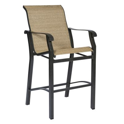 Cortland Sling Stationary Bar Stool