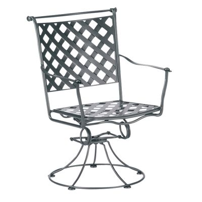 Maddox Swivel Rocking Dining Armchair