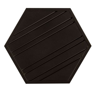 "Tri-Slat 22"" Hexagonal Top"