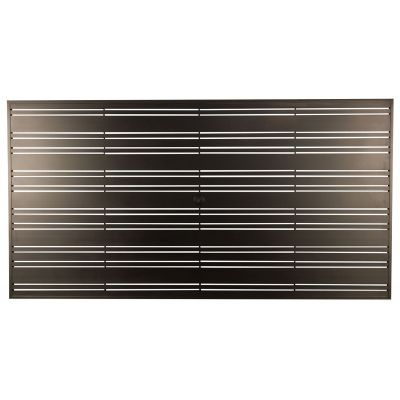 "Tri-Slat 52"" x 100"" Rectangular Top"