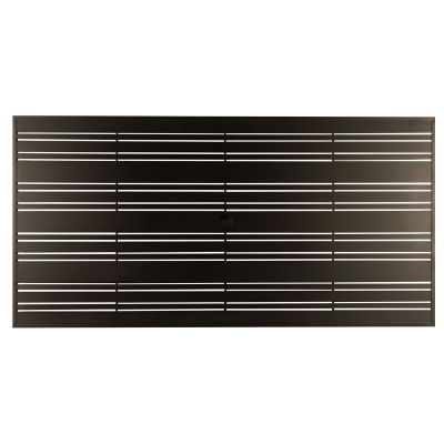 "Tri-Slat 42"" x 84"" Rectangular Top"