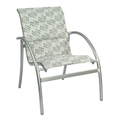 Tribeca Padded Dining Armchair - Stackable
